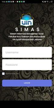 SIMAS FIDIKOM poster