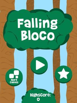 Falling Bloco apk screenshot