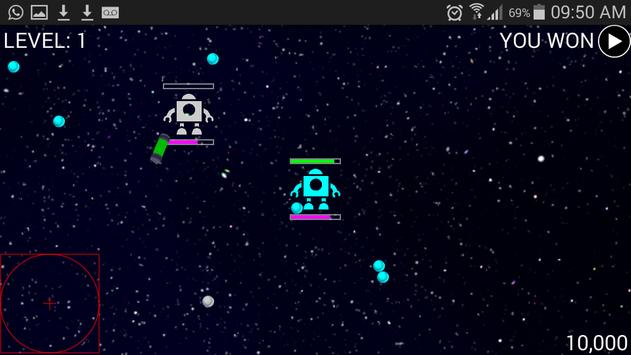 iDroid Battle 2D poster