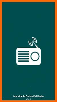 Mauritania Online FM Radio poster