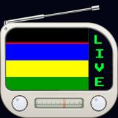 Mauritius Radio Fm 27+ Stations   Radio Maurice icon