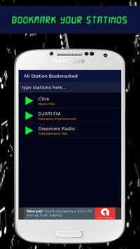 Mauritius Radio Fm 27+ Stations   Radio Maurice screenshot 2