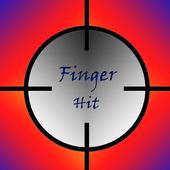 Finger Hit icon