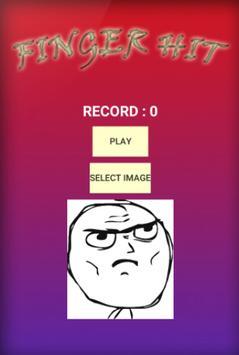 Finger Hit apk screenshot