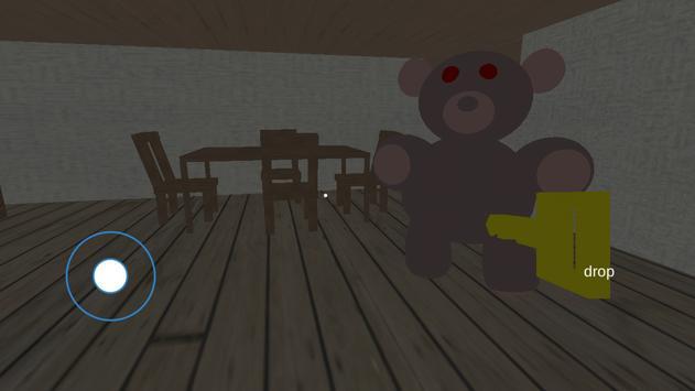 Teddy Horror Game screenshot 1