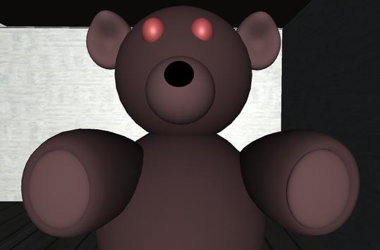 Teddy Horror Game screenshot 2