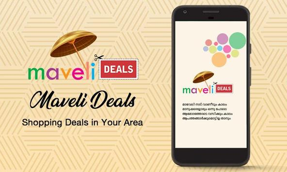 Maveli Deals - Shopping Deals in Your Area poster