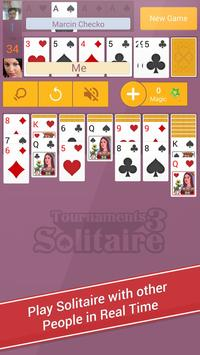 Tournaments 3 Solitaire poster