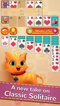 Solitaire Cats apk screenshot