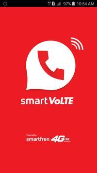 Smart VoLTE poster