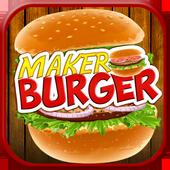 Maker Burger icon