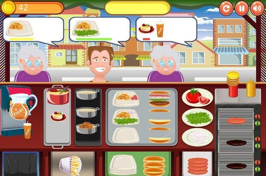 Maker Burger screenshot 1
