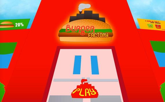 Burger Factory screenshot 1
