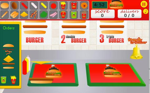 Burger Factory screenshot 2