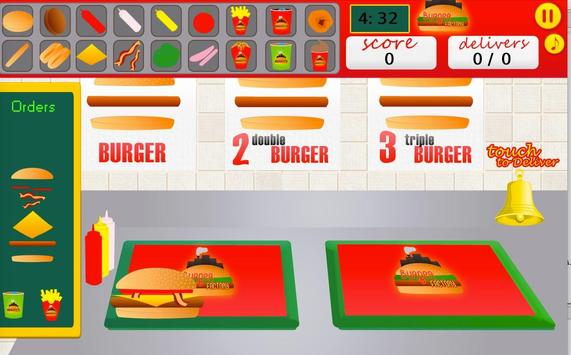 Burger Factory screenshot 3
