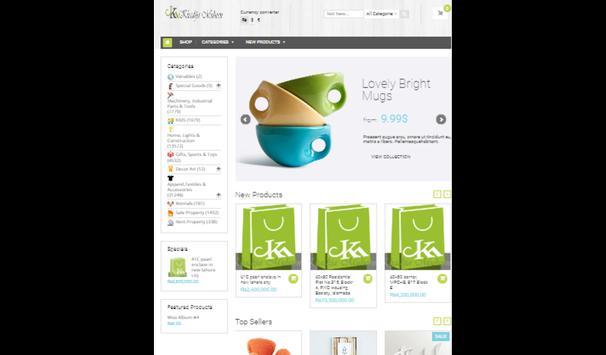 KMShopnow Multi-Vendor Online Shopping App screenshot 7