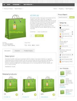 KMShopnow Multi-Vendor Online Shopping App screenshot 3