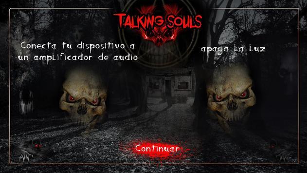 Talking Souls screenshot 2
