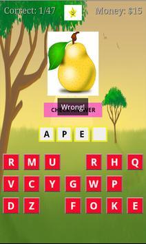 Play to Learn - Fruitale screenshot 3