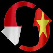 Indonesian Vietnam Translator icon