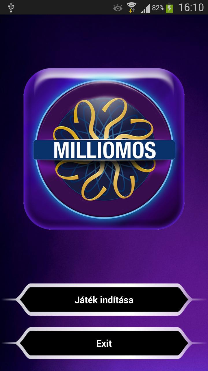 milliomos opciók