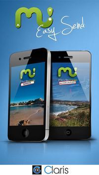 M Easy Send poster