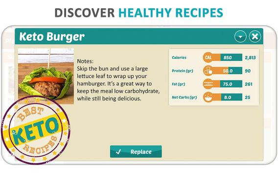 DietWiz screenshot 8