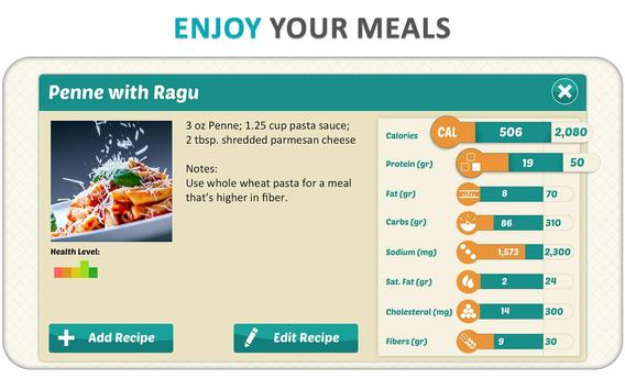 DietWiz screenshot 11