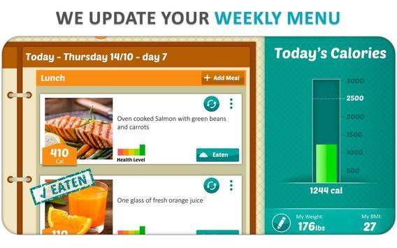 DietWiz screenshot 21