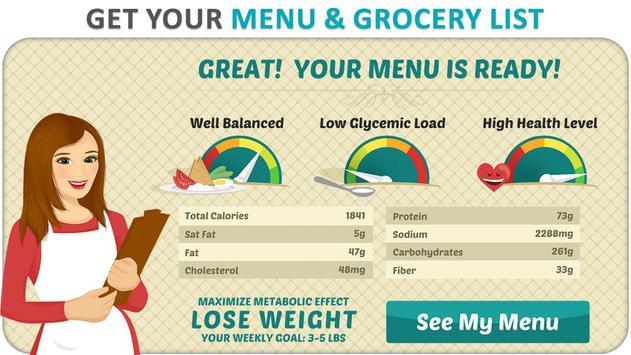 DietWiz screenshot 2