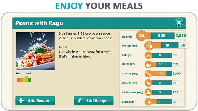 DietWiz screenshot 3