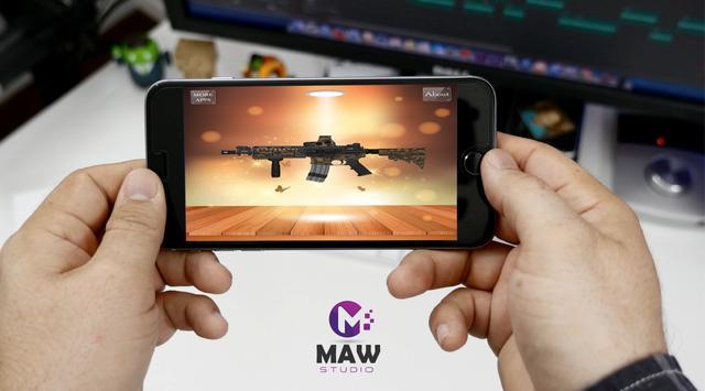 Gun Sounds 2018 - Guns with boom screenshot 2