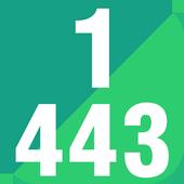 1 או 443 : עדכוני תנועה icon