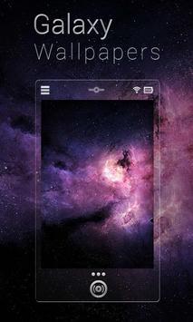 Galaxy Live Wallpaper HD Free poster