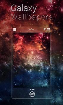 Galaxy Live Wallpaper HD Free apk screenshot