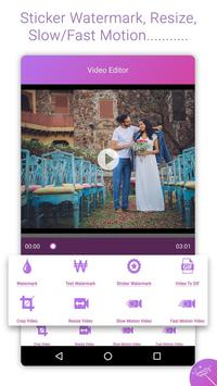 Video Slideshow Editor Pro poster