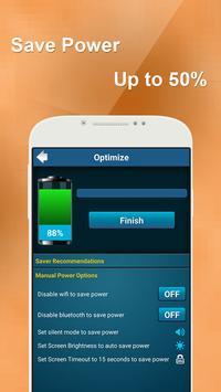 Battery Saver M-Battery Doctor screenshot 1
