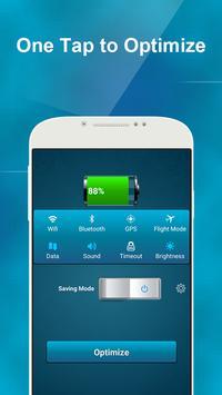 Battery Saver M-Battery Doctor screenshot 3