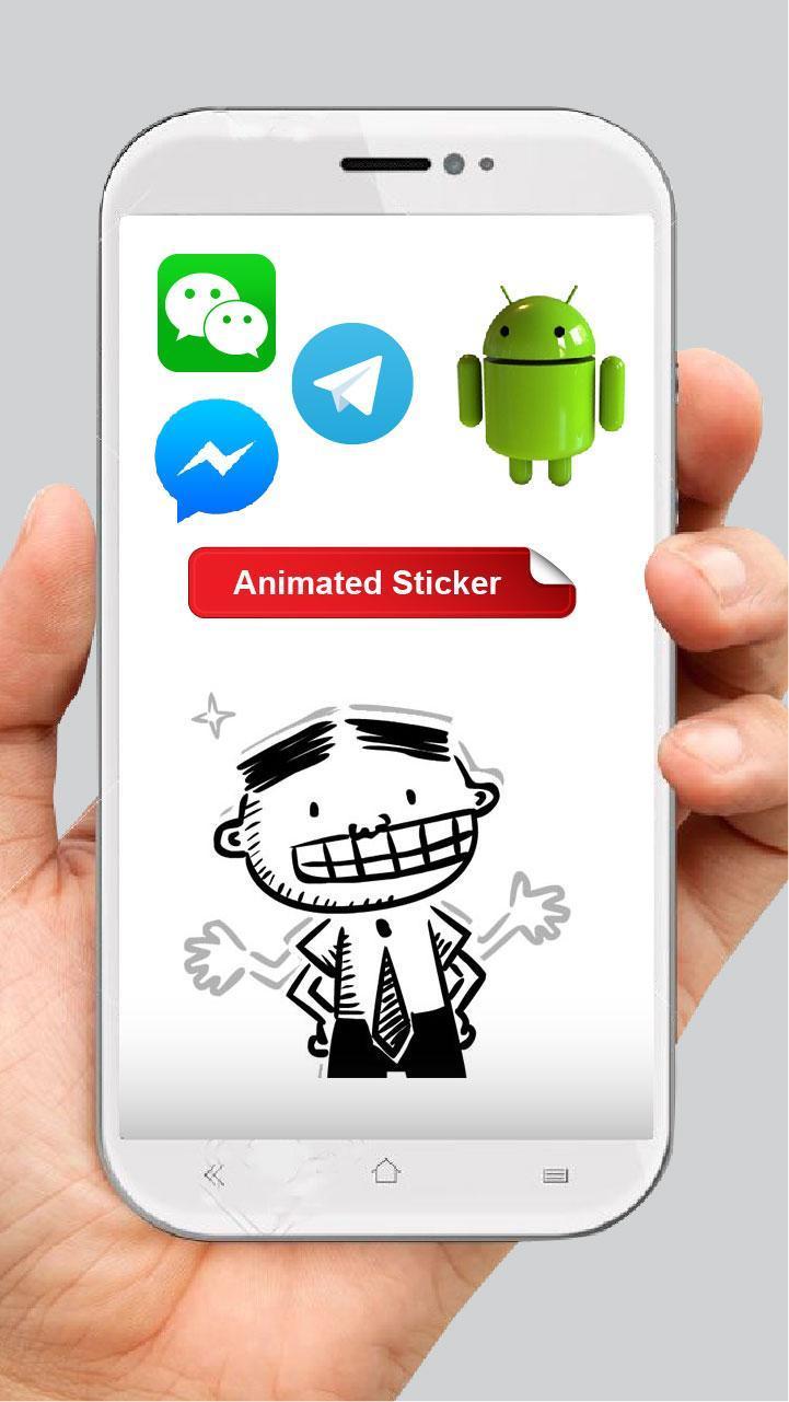 Stiker keren poster stiker keren screenshot 1