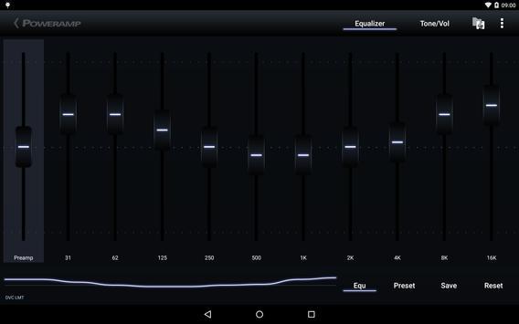 Poweramp Music Player (Trial) apk screenshot