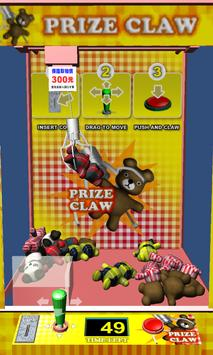 Prize Claw poster
