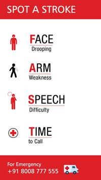 Stroke Cure poster