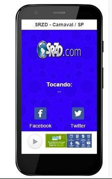 Rádio SRZD screenshot 1