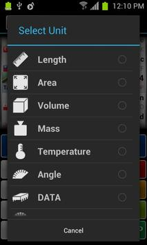 Max Unit Converter apk screenshot
