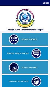 I.Joseph Public School,mahankal-6 kapan screenshot 1
