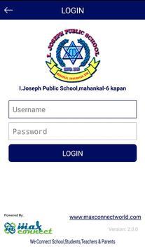 I.Joseph Public School,mahankal-6 kapan screenshot 3