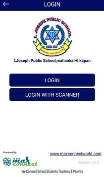 I.Joseph Public School,mahankal-6 kapan screenshot 5