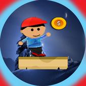 Falling Kid Game icon