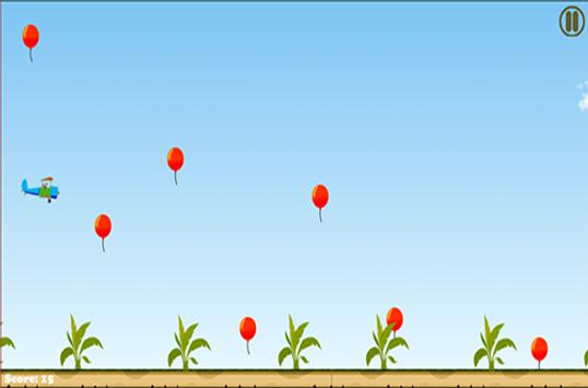 Airplane Balloons apk screenshot