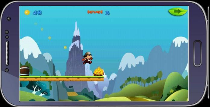 hero of heroes run apk screenshot